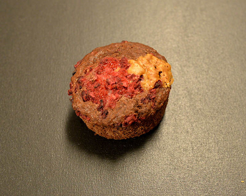 Suklaamuffinssi (V) - Vegaaninen