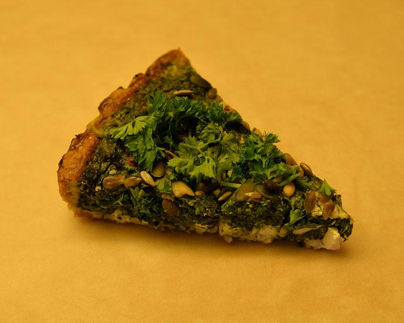 Feta-Pinaattipiirakka (G,L) - Gluteeniton, Laktoositon