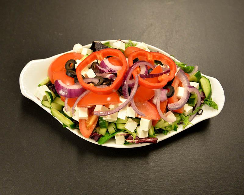 Feta-salaatti (L) - Laktoositon