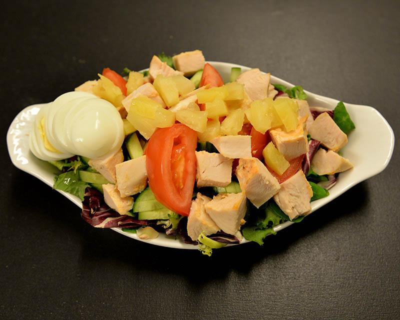 Kana-salaatti